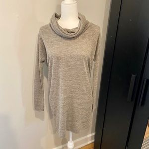 Old Navy Cowl Neck Sweater Dress